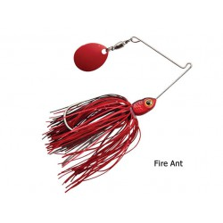 Booyah - Micro Pond Magic Spinnerbait - Fire Ant
