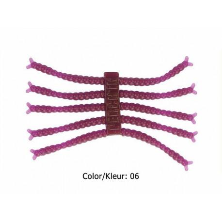 Perch'ik - 1 Inch - Bloodworm - Color 06