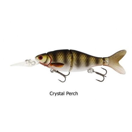 Westin - Ricky The Roach - Hard Lure - 8 Cm - 7 Gr - Crystal Perch - Sinking