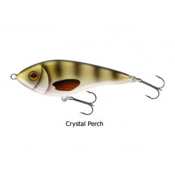 Westin - Swim - Jerkbait - 6,5 Cm - 9 Gr - Crystal Perch - Suspending