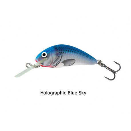 Salmo - Hornet - 3F - Floating - Holographic Blue Sky