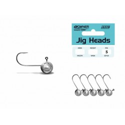 Jaxon - Precision Micro Jig Heads with Owner hook