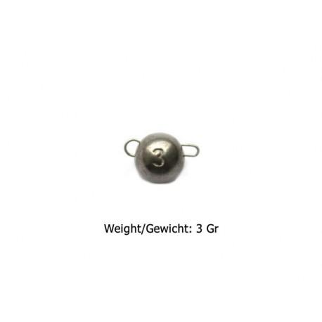 Tungsten - Jig Ball - 3 Gram