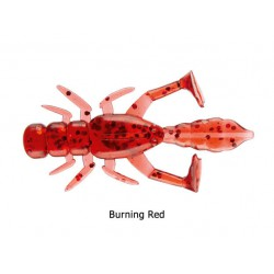 Daiwa - Duckfin Bug - Burning Red