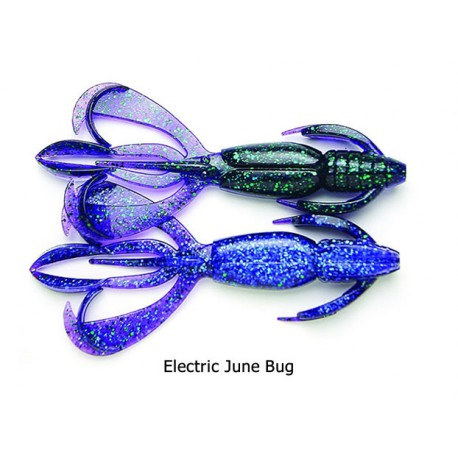 Keitech - Crazy Flapper 2.8 Inch - Electric June Bug