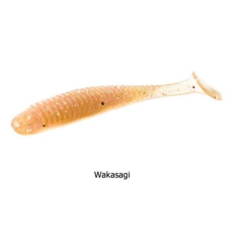 Noike - Ninja Wobble Shad 2 Inch - 46 Wakasagi