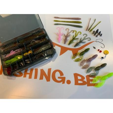 UL-Fishing - Carolina & Texas Rig Box