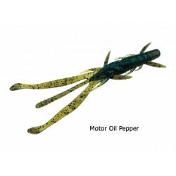 FishUp - Shrimp - 3 Inch - 017 Motor Oil Pepper