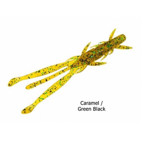 FishUp - Shrimp - 3 Inch - 036 - Caramel Green Black