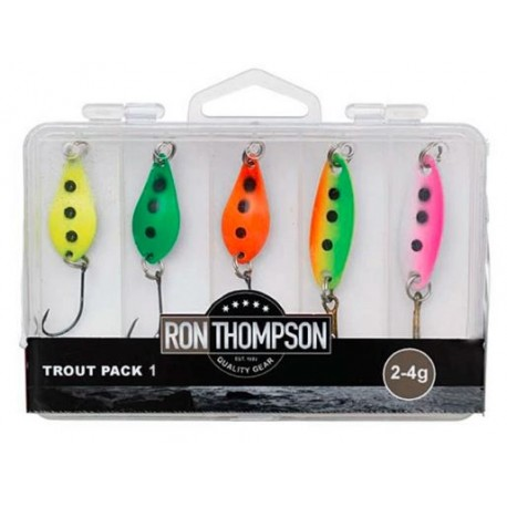 Ron Thompson - Trout Spinner pack 2-4 Gr