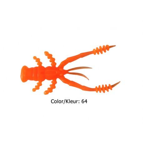 Crazy Fish - Crayfish 75mm - Color/Kleur 64